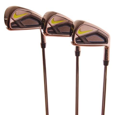 New Nike Vapor Fly Long Iron Pack 4-Iron, 5-Iron, 6-Iron FST R-Flex Steel RH