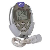 Omron Digital Premium Pedometer - 25/Cs
