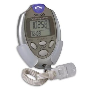 Omron Digital Premium Pedometer - Single
