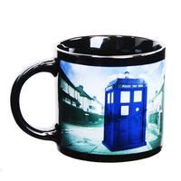 Doctor Who Disappearing TARDIS 12oz Coffee Mug - Multi
