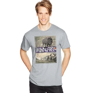 Men's Wild & Free Graphic Tee