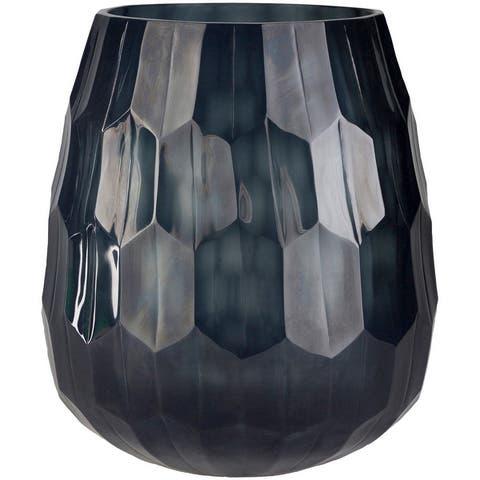 Iona Traditional Glass Vase