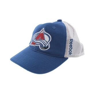 NHL Mens Mesh Embroidered Ball Cap - S/M