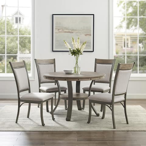 Powell Franklin Round Dining Table