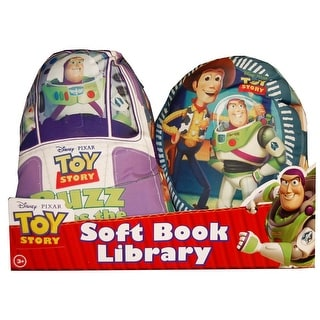 Disney Soft Book Library 2 Pack