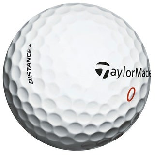 TaylorMade Distance+ Golf Balls (1 Dozen) (2 options available)