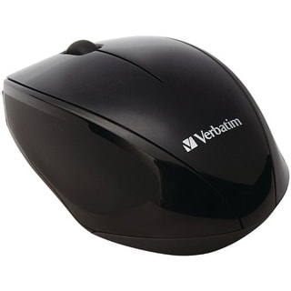 Verbatim VER97992B Wireless Multi-Trac Blue LED Optical Mouse