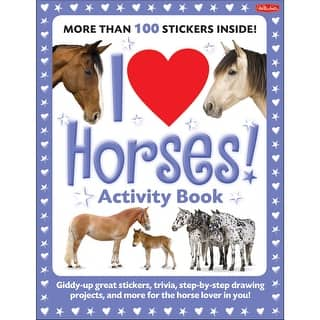 Walter Foster Creative Books-I Love Horses Activity Book https://ak1.ostkcdn.com/images/products/is/images/direct/f00eac6d51d58a34ff796f7707850b81c0b10601/Walter-Foster-Creative-Books-I-Love-Horses-Activity-Book.jpg?impolicy=medium