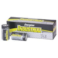 Energizer/ INCOM C Indst Alkalin Battery EN93 Unit: EACH Contains 12 per case