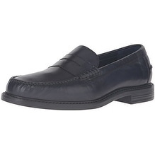 Cole Haan Mens Pinch Campus Penny Closed Toe Slip On Shoes
