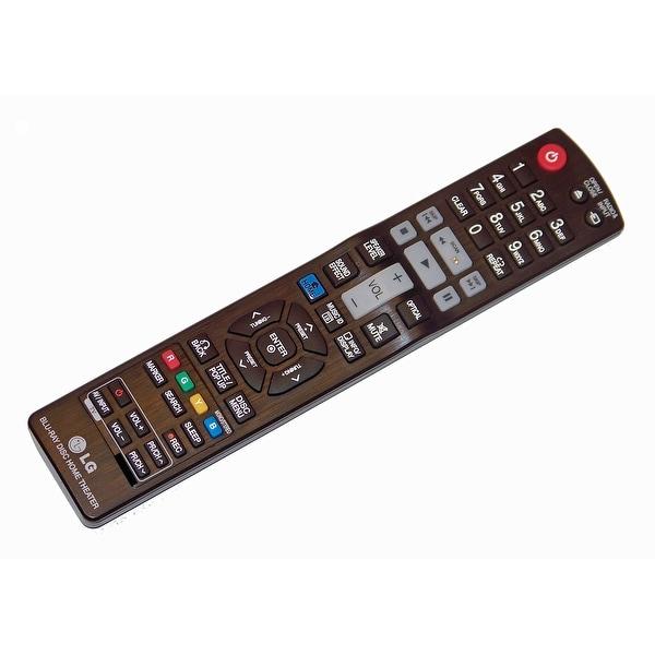 OEM LG Remote Control Originally Shipped With: LHB536, LHB336, LHB976
