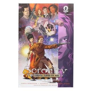 Serenity: Firefly Class 03-K64 #1 Comic Book (Nerd Block Exclusive Cover) - multi