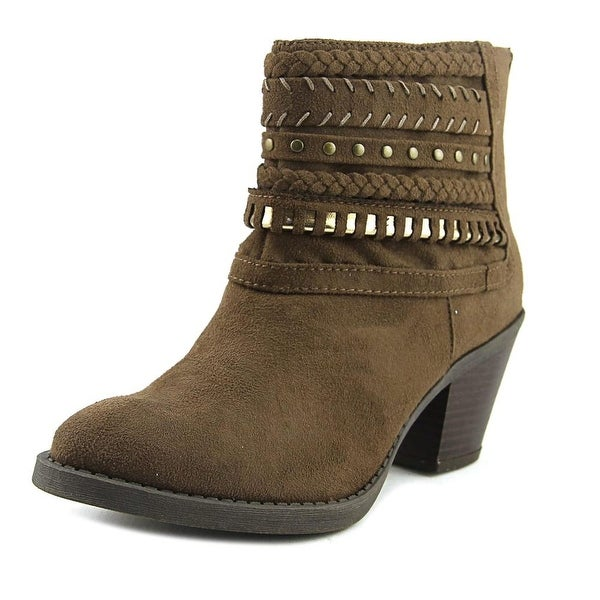 Sugar Tall Tale Women Brown Boots
