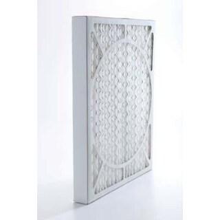 FilterStream AF2-1620E Standard Series High Efficiency Air Filter - White