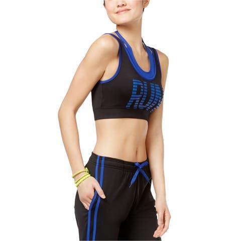 Energie Womens Graphic Sports Bra - X-Small