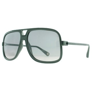 MARC JACOBS Square MJ 513 Men's 0OC EU Semi Matte Dark Ruthenium Gray Gradient Sunglasses - 60mm-15mm-140mm