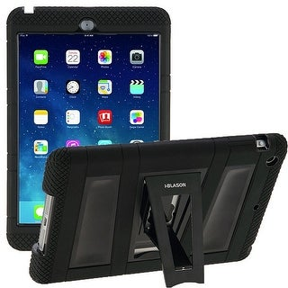 i-Blason-ArmorBox Case for Apple New iPad Mini Retina Display-Black/Black