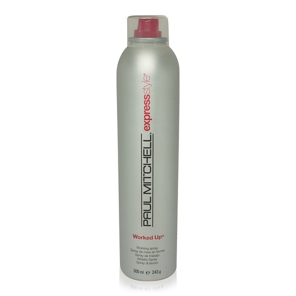 Paul Mitchell Worked Up Hair Spray 10.14 Oz