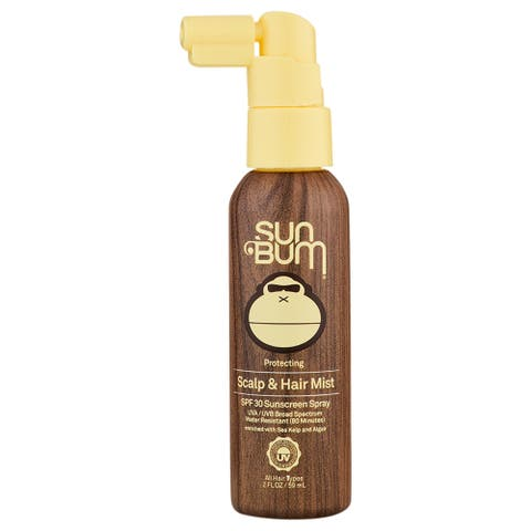 Sun Bum Original SPF 30 Protecting Scalp and Hair Mist 2 oz