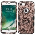 Insten Four-leaf Clover Tuff Hard PC/ Silicone Dual Layer Hybrid Rubberized Matte Case Cover For Apple iPhone 7 - Thumbnail 7