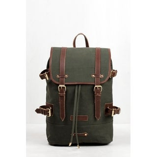 United by Blue Derby Tier Backpack, Moss