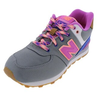 New Balance Girls Athletic Shoes Running Low Top