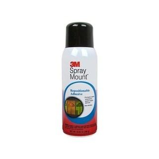 Scotch Spray Mount Repo Adhesive 10.25oz Can