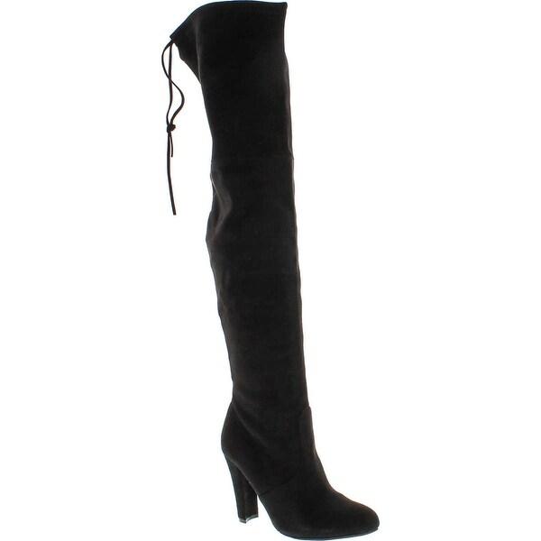 Steve Madden Women's Gorgeous Winter Boot - Black