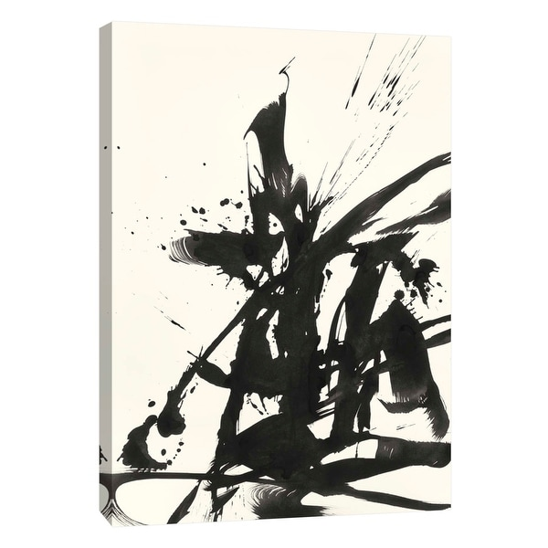 """PTM Images 9-108855 PTM Canvas Collection 10"""" x 8"""" - """"Marked 1"""" Giclee Abstract Art Print on Canvas"""