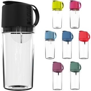 Umoro One V2 The Ultimate 20 oz. Water Bottle and Shaker in One