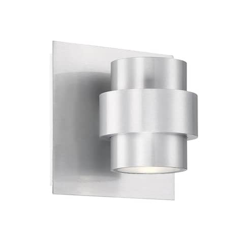Barrel LED Indoor and Outdoor Wall Light