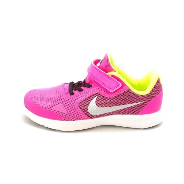 5b05c24ea1b Nike Girls Nike Revolution 3 (PSV) Low Top Bungee Running Sneaker - 3youth  us