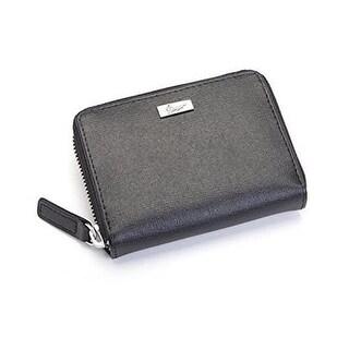 OS-784-BLK-6 Leather Executive Desktop Letter Tray Organizer,