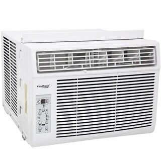Koldfront WAC12002WCO 12000 BTU 115V Window Air Conditioner with Dehumidifier and Remote Control