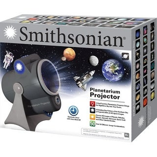 Smithsonian Planetarium and Dual Projector