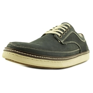 GH Bass & Co Tom Men   Leather Blue Fashion Sneakers