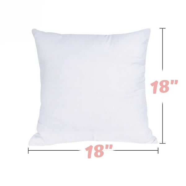Shop Zippered Cushion Covers Throw Pillows Light Taupe and White Melange - Overstock - 23572377