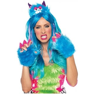 Scary Barry Monster Kit Adult Costume Accessory Set