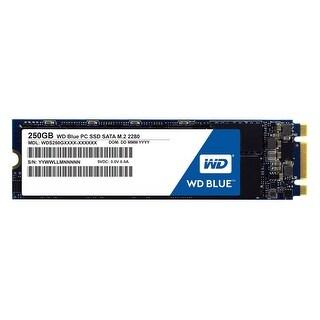 WD Blue M.2 250GB Internal SSD Solid State Drive - SATA 6Gb/s - WDS250G1B0B