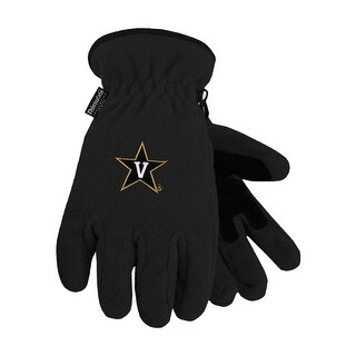 Vanderbilt University Heavy-Weight Fleece Gloves