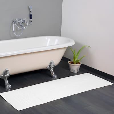 Micro Cotton Oversized Ethicot Bath Mat