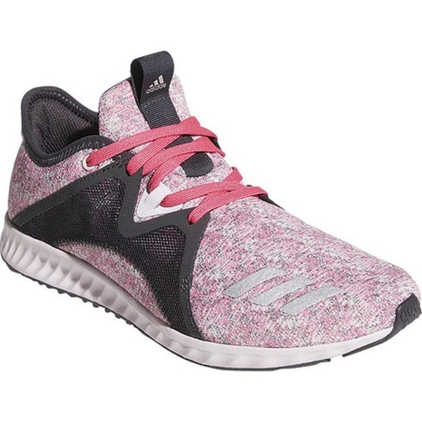 c2db1e36559cc0 adidas Women  x27 s Edge Lux 2 Running Shoe Orchid Tint Silver Metallic