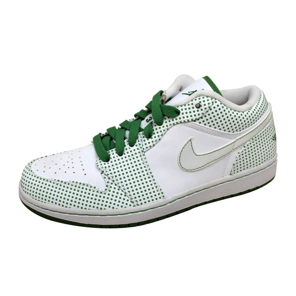 Nike Men's Air Jordan I 1 Phat Low White/Chlorophyll 338145-131