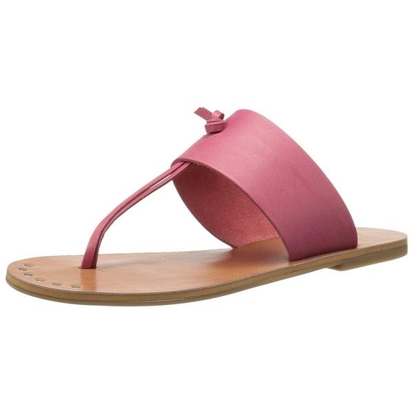 Lucky Brand Women's Ari Flat Sandal - 7.5