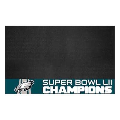 NFL - Philadelphia Eagles Super Bowl Champions Grill Mat - 26in. x 42in.