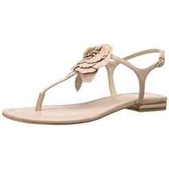 Marc Fisher Women's Elysone Flat Sandal