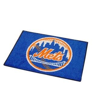 "New York Mets Starter Rug 20""x30"""