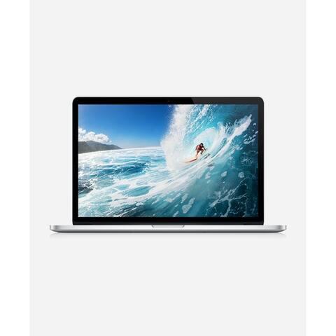 Macbook Pro 13.3-inch (Retina) 3.0Ghz Dual Core i7 (Early 2013) 750 GB Hard Drive 8 GB Memory - Silver