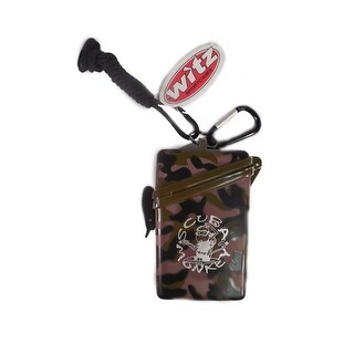 Witz Scuba Monkey Logo Keep It Military Dry Box Green