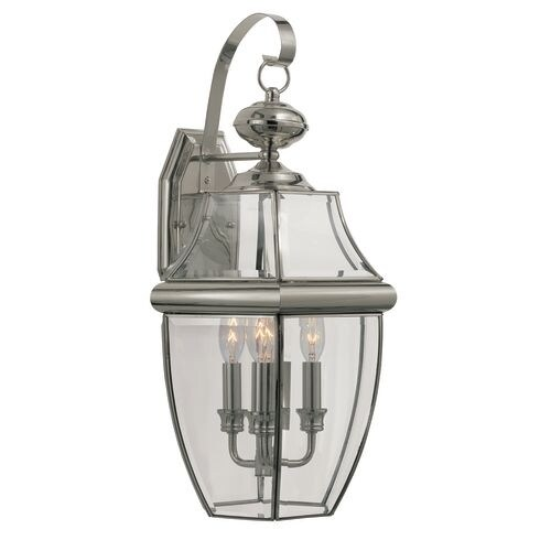 Trans Globe Lighting 4330 Three Light Up Lighting Outdoor Wall Sconce from the Outdoor Collection